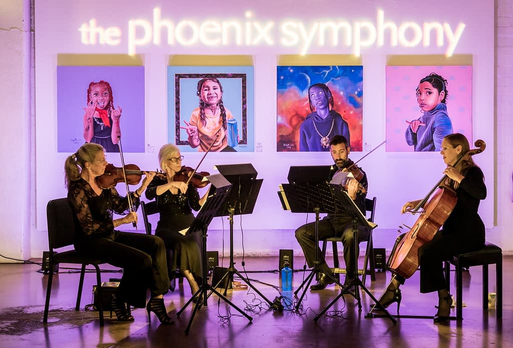 TPS On Tour: Collaboration With The Phoenix Symphony