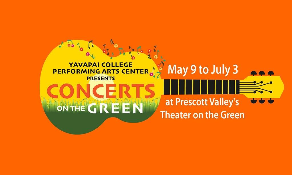 Prescott Pops Symphony: An American Celebration   Concerts on the Green