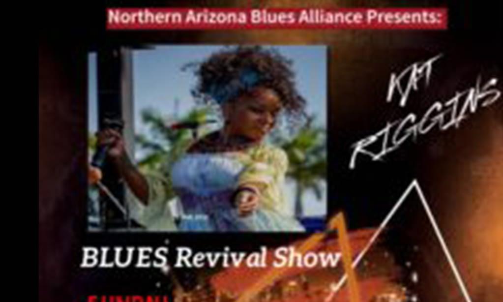 Kat Riggins Blues Revival