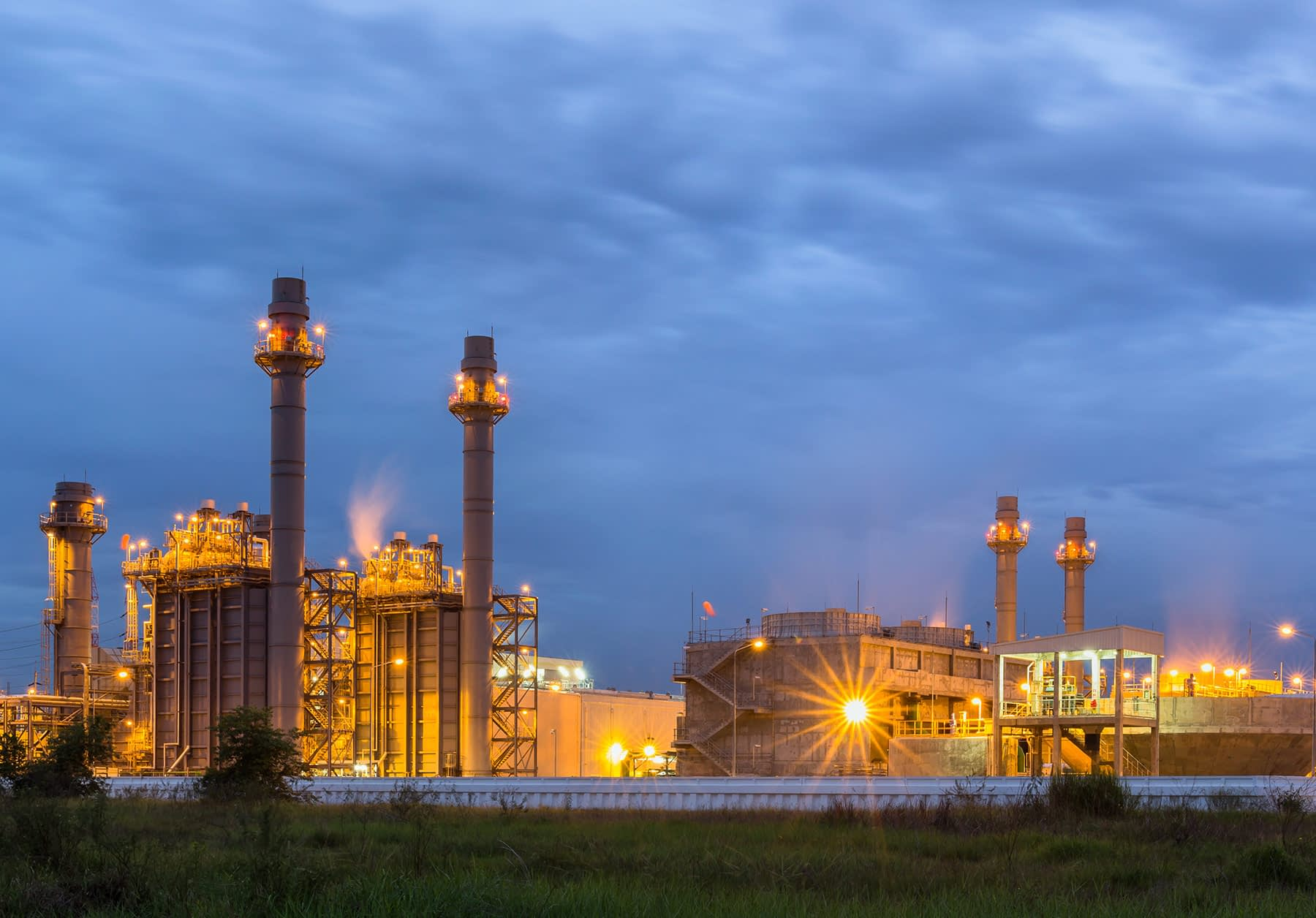 Hydro and Gas-fired Power Plants in Nigeria