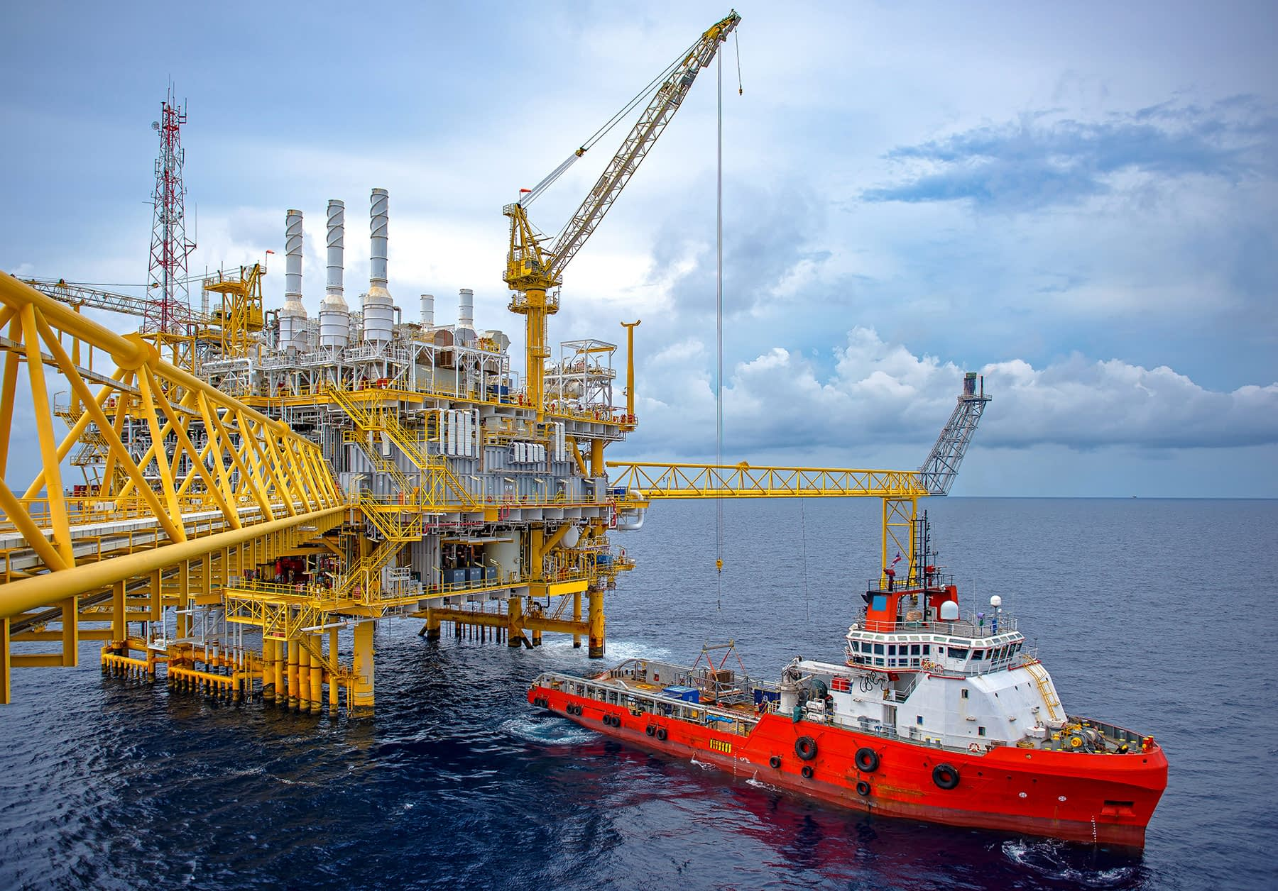 Offshore Natural Gas Development in South Africa