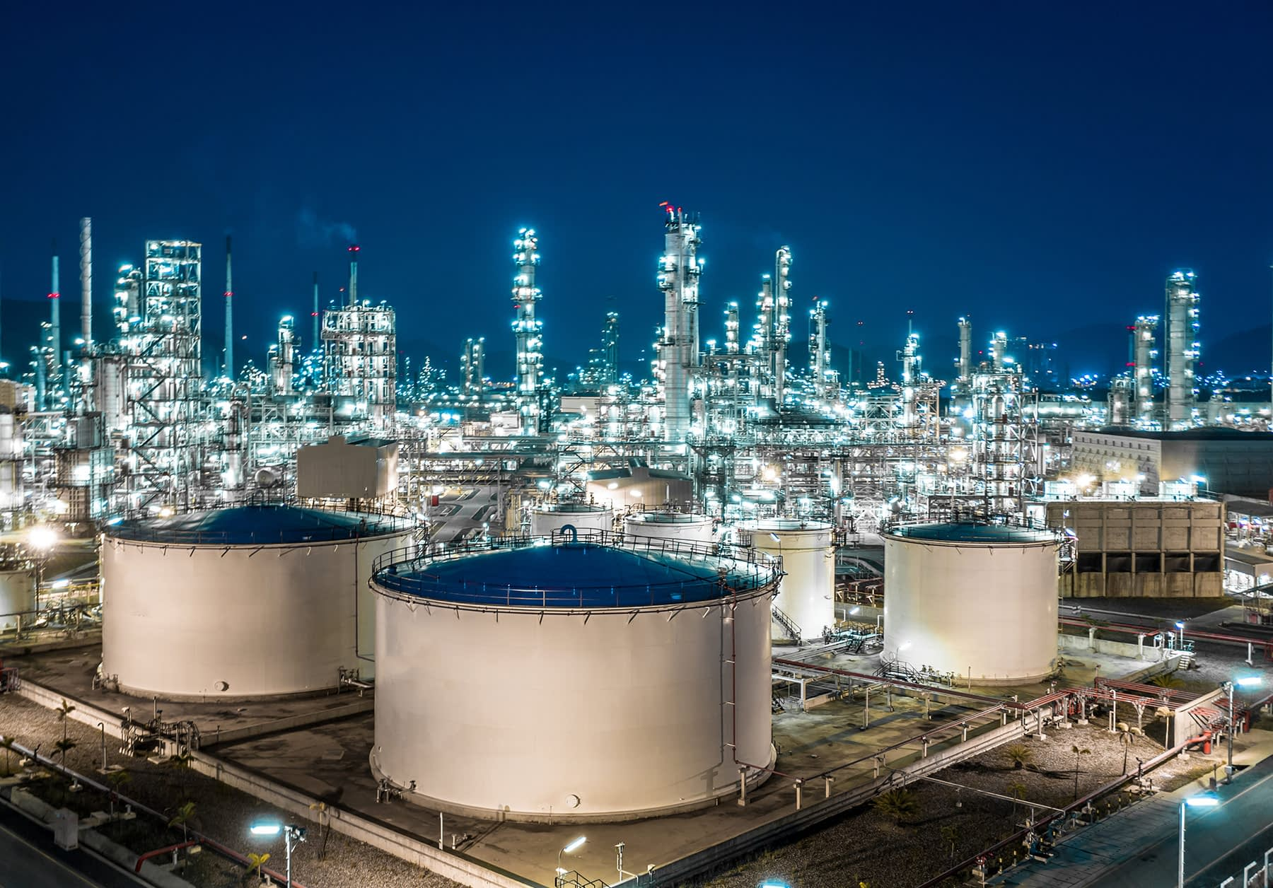 Oil & Gas Refinery Expansion in Indonesia