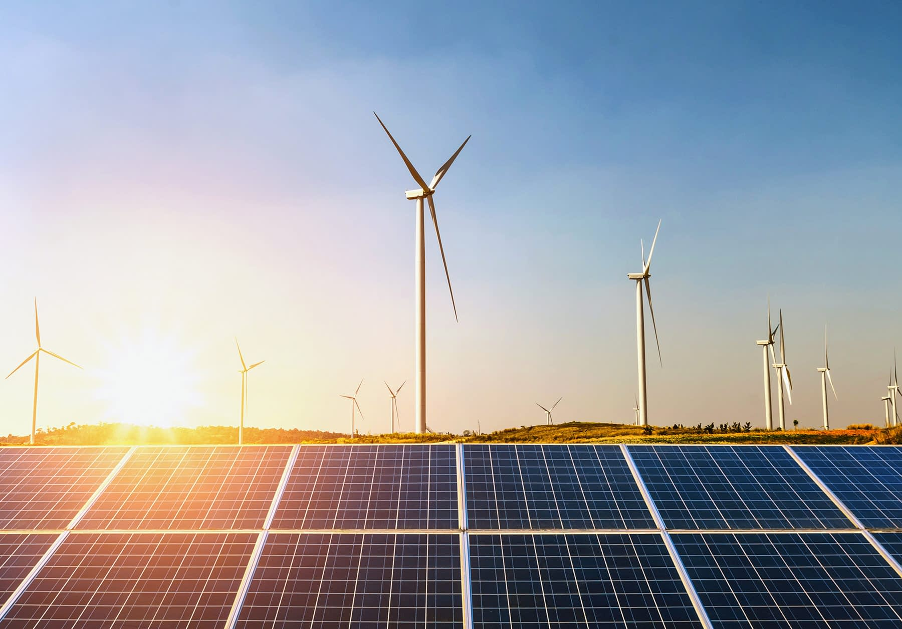 Wind & Solar Energy Project in Latin America & Caribbean
