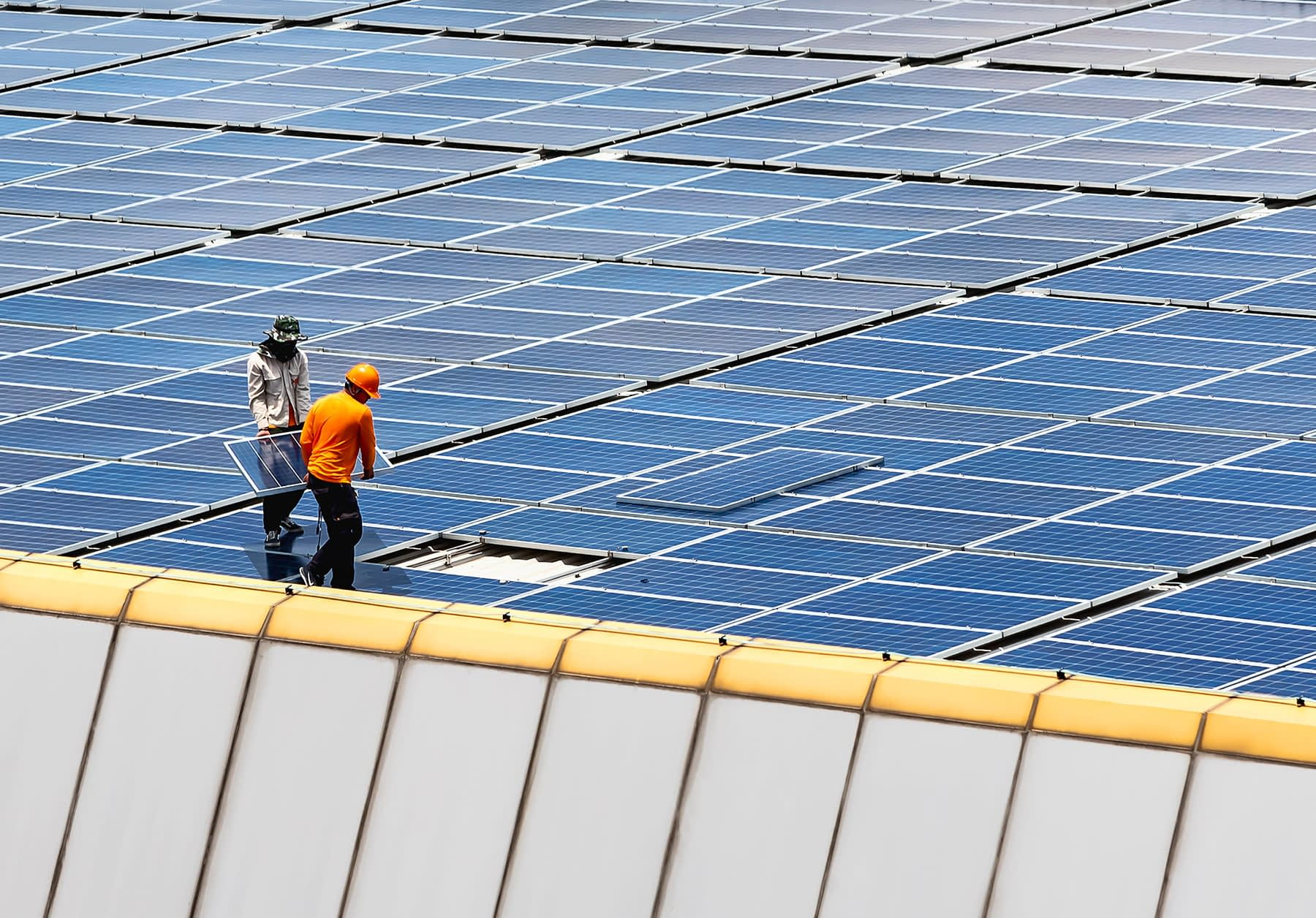 Equity for Rooftop and Ground-Mounted PV Solar Projects in Multiple Countries
