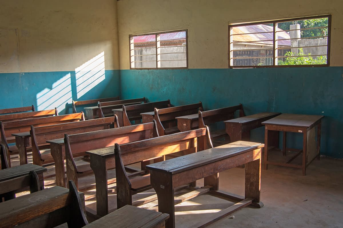 School Expansion in Ghana