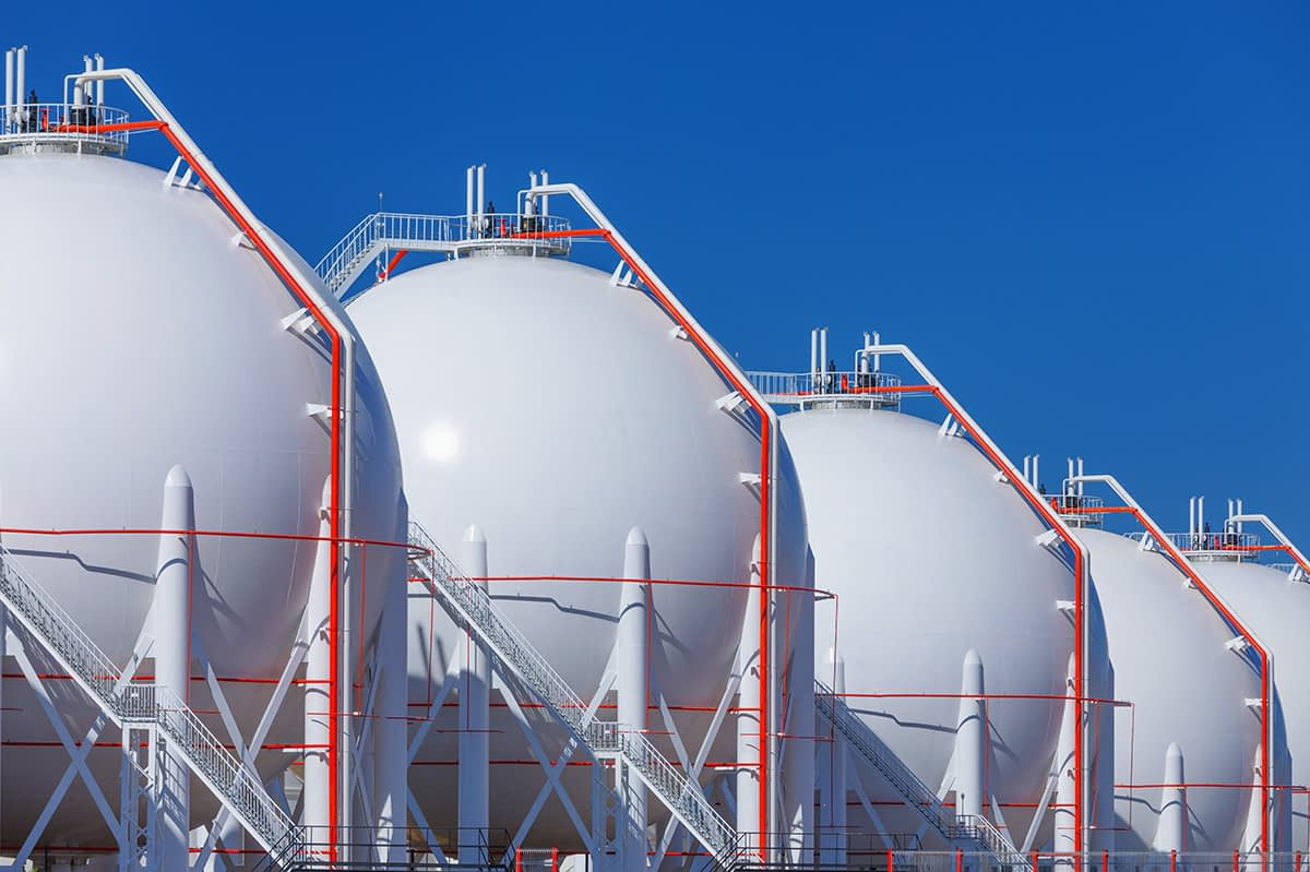 Integrated LNG Import and Power Plant Feasibility Study in South Africa